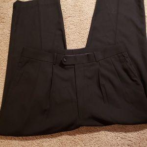 """⚠️3/$6 - Endrati Suit Pants - Black, 36"""" x 26"""""""